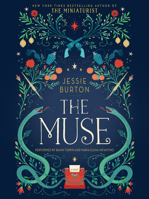 Title details for The Muse by Jessie Burton - Available