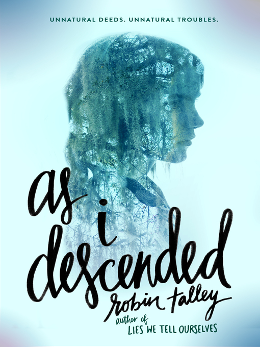 Title details for As I Descended by Robin Talley - Available