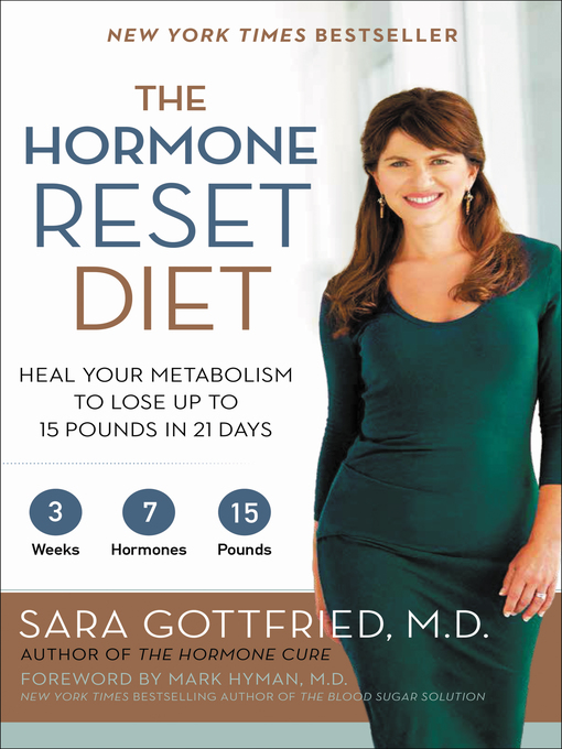 Title details for The Hormone Reset Diet by Dr. Sara Gottfried - Wait list