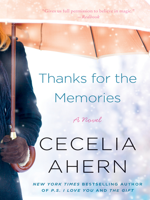 Title details for Thanks for the Memories by Cecelia Ahern - Available