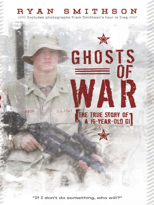Title details for Ghosts of War by Ryan Smithson - Wait list