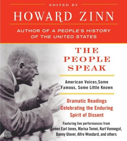 Title details for The People Speak by Howard Zinn - Available