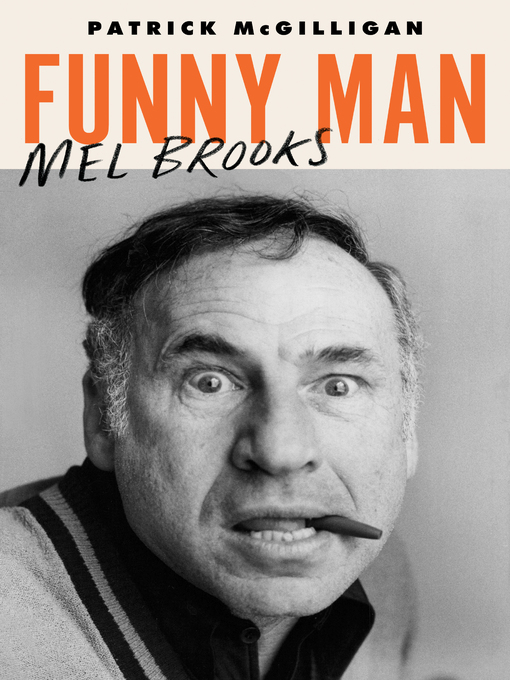 Title details for Funny Man by Patrick McGilligan - Available