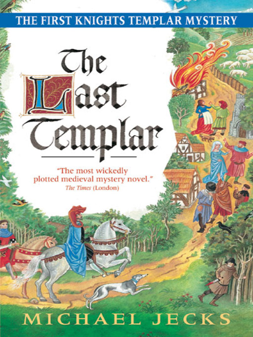 Title details for The Last Templar by Michael Jecks - Available