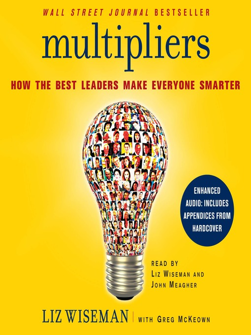 Title details for Multipliers by Liz Wiseman - Wait list
