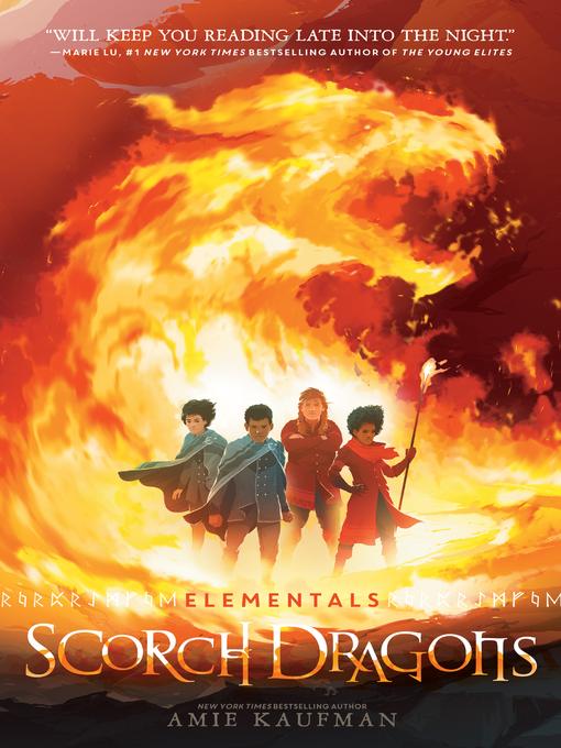 Title details for Scorch Dragons by Amie Kaufman - Wait list