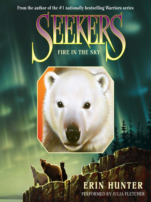 Title details for Fire in the Sky by Erin Hunter - Available