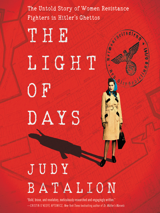 Title details for The Light of Days by Judy Batalion - Wait list