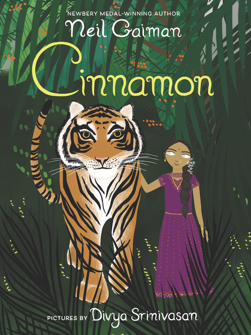 Title details for Cinnamon by Neil Gaiman - Wait list