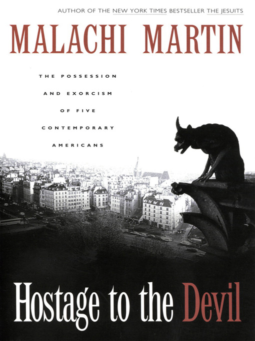 Title details for Hostage to the Devil by Malachi Martin - Available