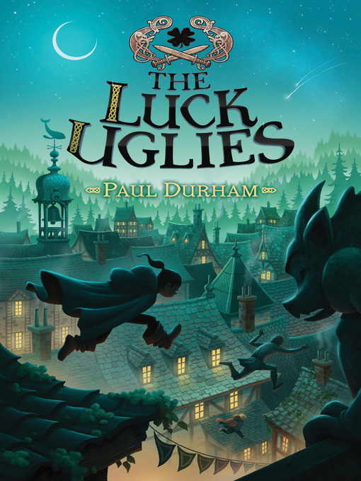 Title details for The Luck Uglies by Paul Durham - Wait list