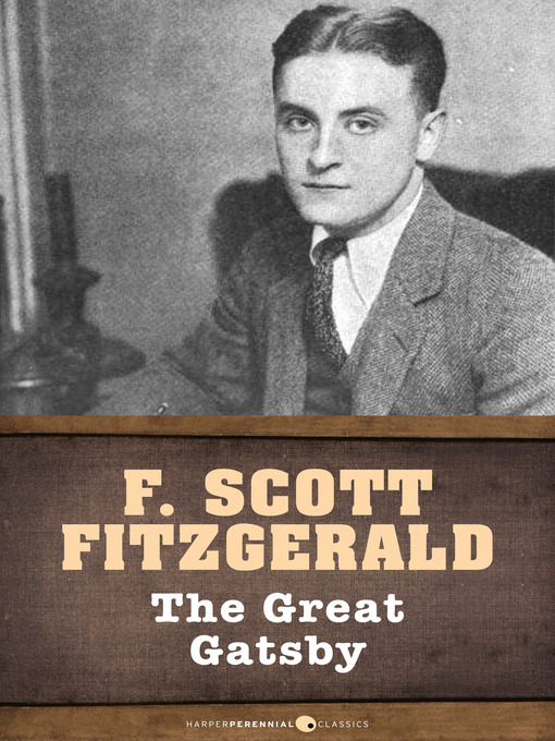 Title details for Great Gatsby by F. Scott Fitzgerald - Available