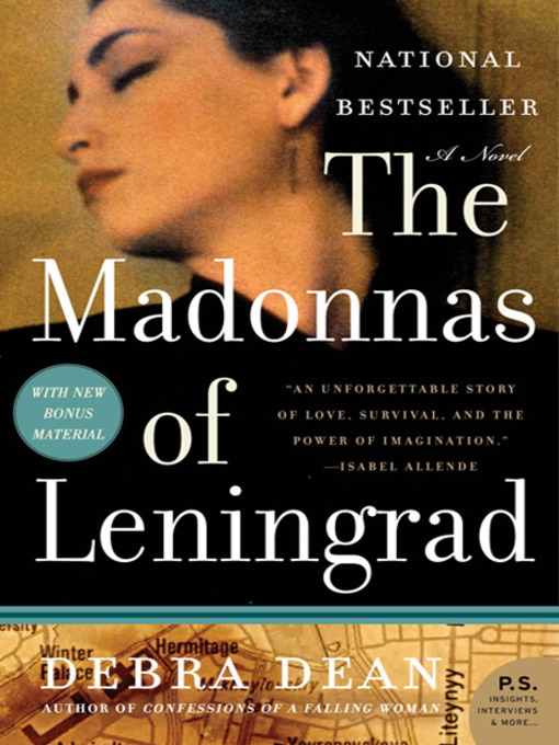 Cover of The Madonnas of Leningrad