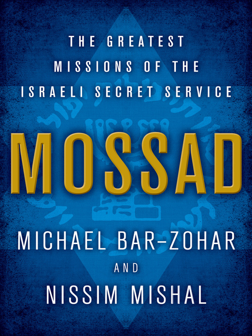 Cover of Mossad