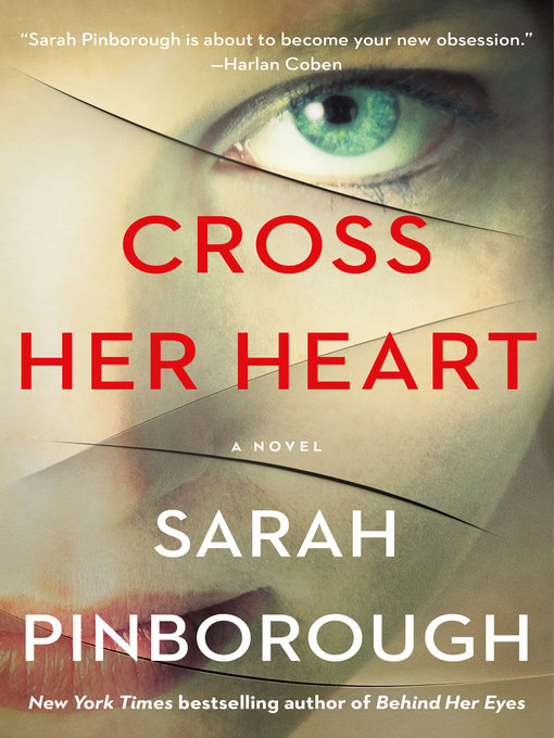 Title details for Cross Her Heart by Sarah Pinborough - Available