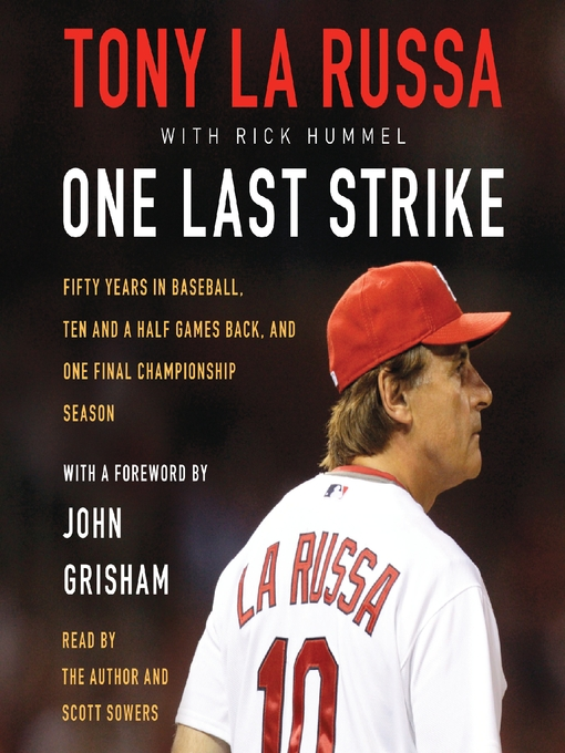 Title details for One Last Strike by Tony La Russa - Available