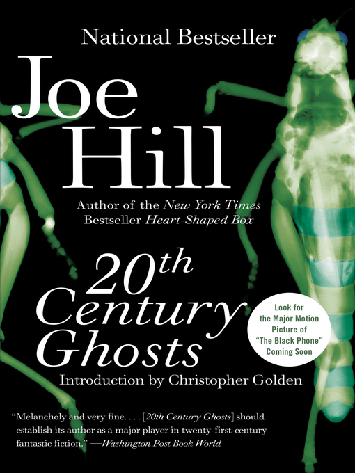Title details for 20th Century Ghosts by Joe Hill - Wait list