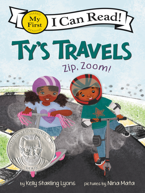 Title details for Ty's Travels by Kelly Starling Lyons - Wait list
