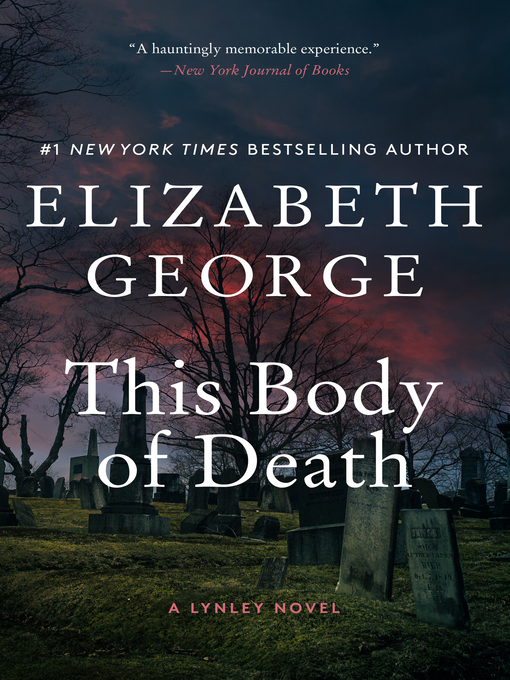 Title details for This Body of Death by Elizabeth George - Wait list