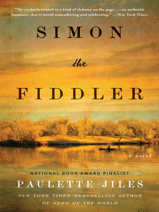 Title details for Simon the Fiddler by Paulette Jiles - Wait list