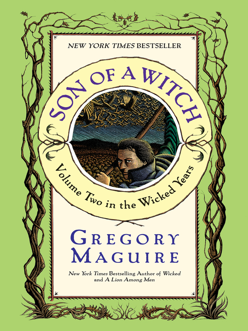 Title details for Son of a Witch by Gregory Maguire - Available