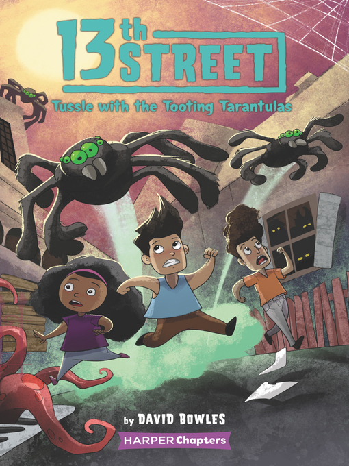 Title details for 13th Street #5 by David Bowles - Wait list