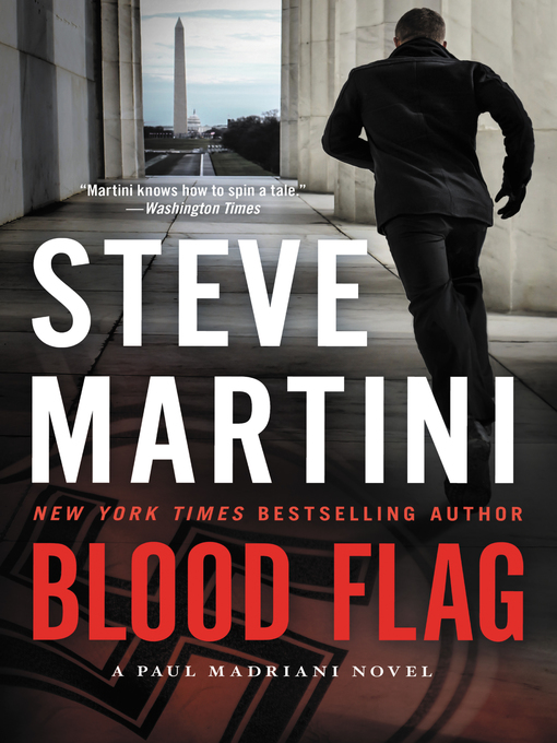 Title details for Blood Flag by Steve Martini - Available