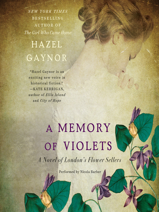 Title details for A Memory of Violets by Hazel Gaynor - Available