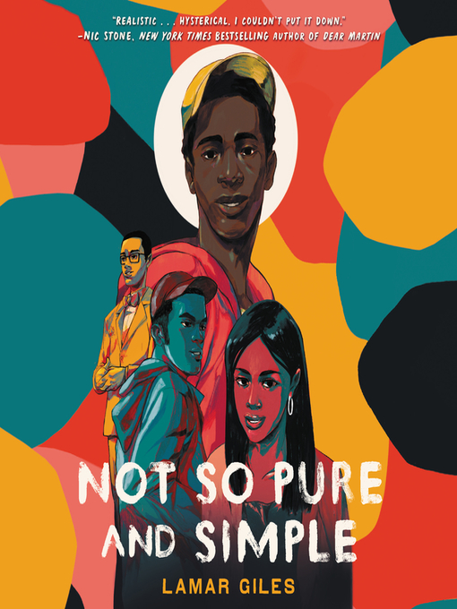 Title details for Not So Pure and Simple by Lamar Giles - Wait list