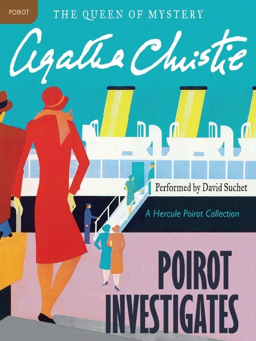 Title details for Poirot Investigates by Agatha Christie - Wait list