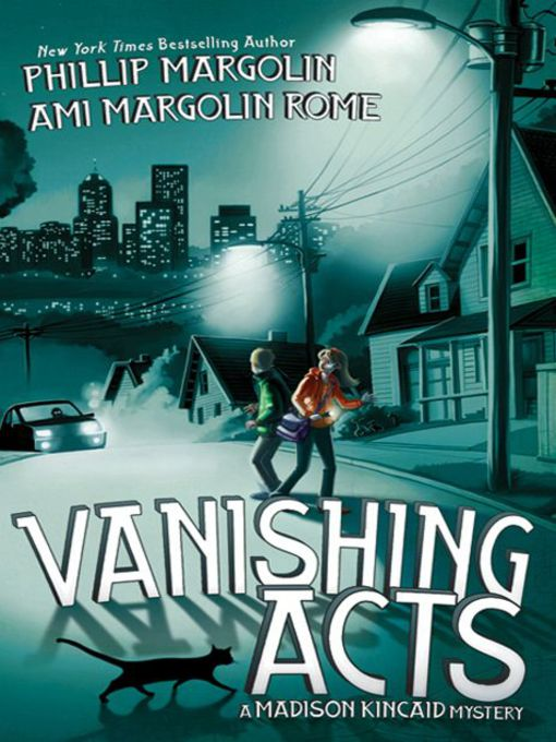 Title details for Vanishing Acts by Phillip Margolin - Available
