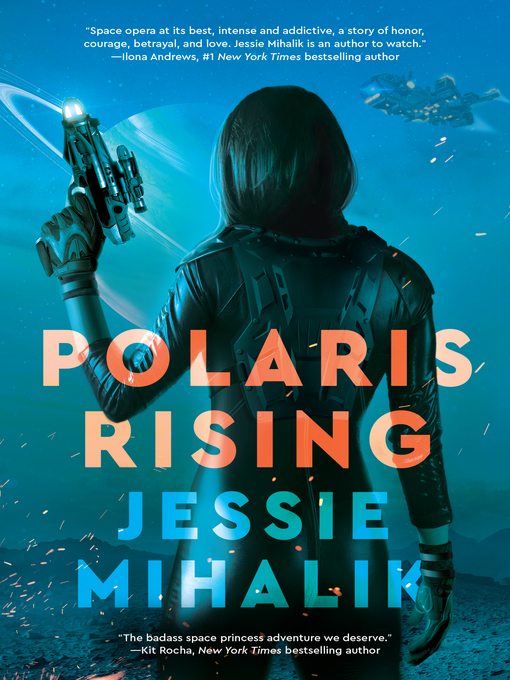 Title details for Polaris Rising by Jessie Mihalik - Wait list