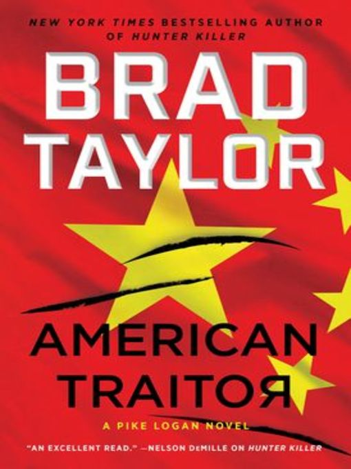 Title details for American Traitor by Brad Taylor - Wait list