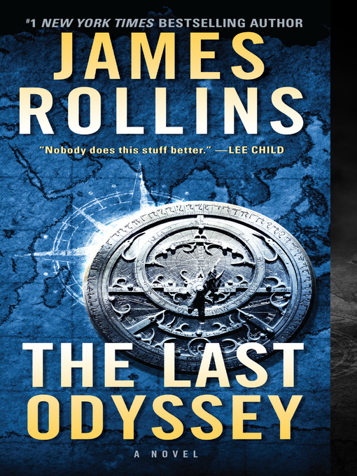 Title details for The Last Odyssey by James Rollins - Wait list