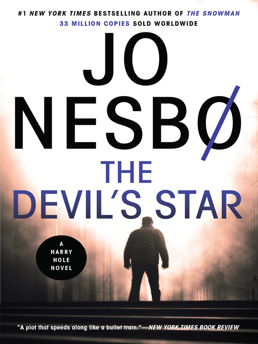 Title details for The Devil's Star by Jo Nesbo - Wait list