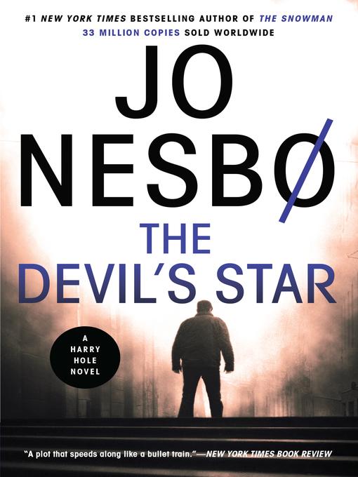 Title details for The Devil's Star by Jo Nesbo - Wait list