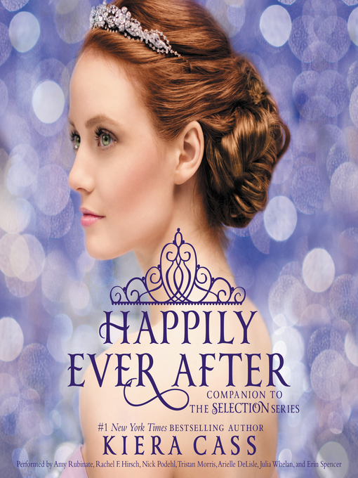 Title details for Happily Ever After by Kiera Cass - Wait list