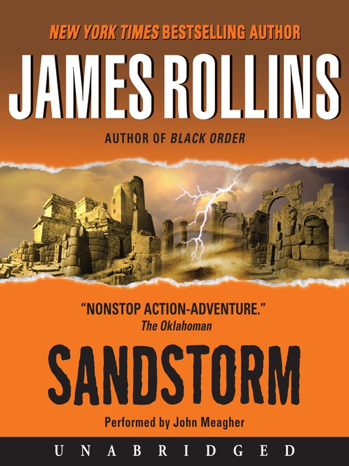 Title details for Sandstorm by James Rollins - Available