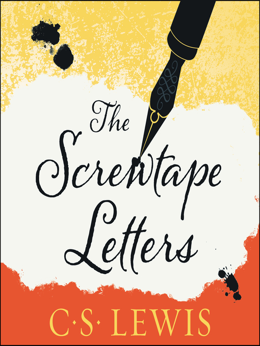 the screwtape letters ch 2 The screwtape letterschapter one in which screwtape acquaints wormwood with human nature the screwtape letters are a correspondence between an experienced devil, screwtape, and his nephew.