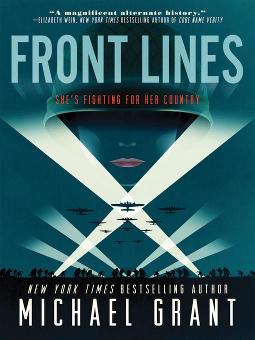 Title details for Front Lines by Michael Grant - Available