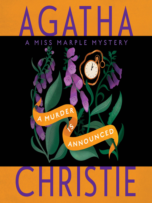 Title details for A Murder Is Announced by Agatha Christie - Available