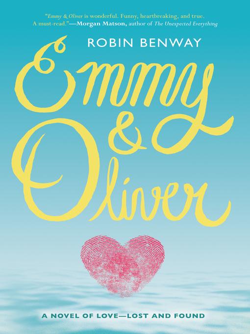 Title details for Emmy & Oliver by Robin Benway - Wait list