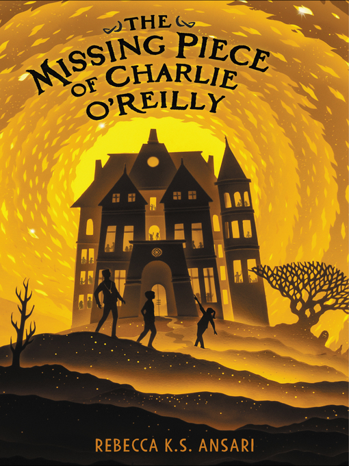 Title details for The Missing Piece of Charlie O'Reilly by Rebecca K.S. Ansari - Wait list