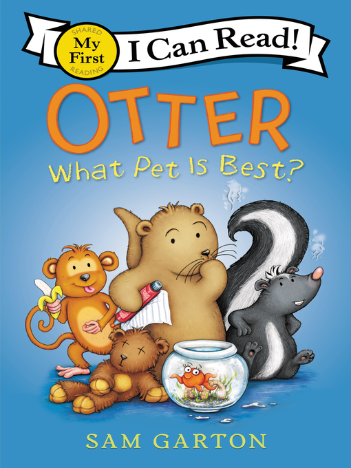 Cover image for book: Otter