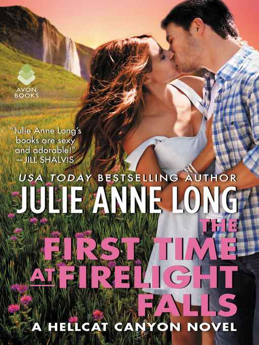 Cover of The First Time at Firelight Falls