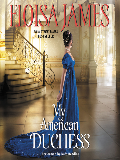 Title details for My American Duchess by Eloisa James - Wait list