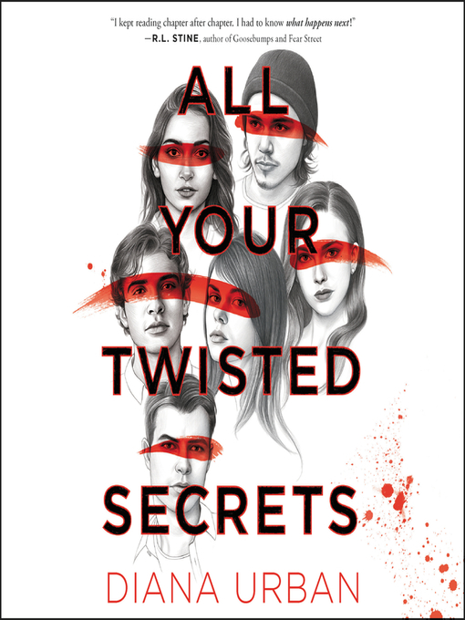 Title details for All Your Twisted Secrets by Diana Urban - Wait list