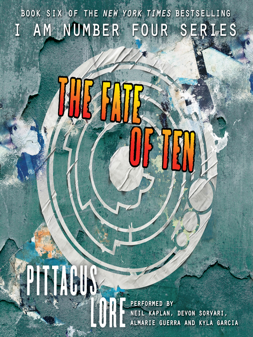 Title details for The Fate of Ten by Pittacus Lore - Available