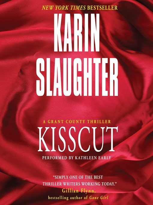 Title details for Kisscut by Karin Slaughter - Wait list