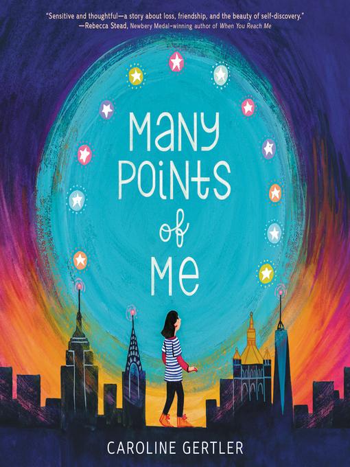 Title details for Many Points of Me by Caroline Gertler - Wait list